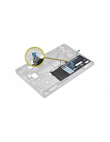 DELL batéria 4-cell 62W/HR LI-ON pre Latitude E5x70
