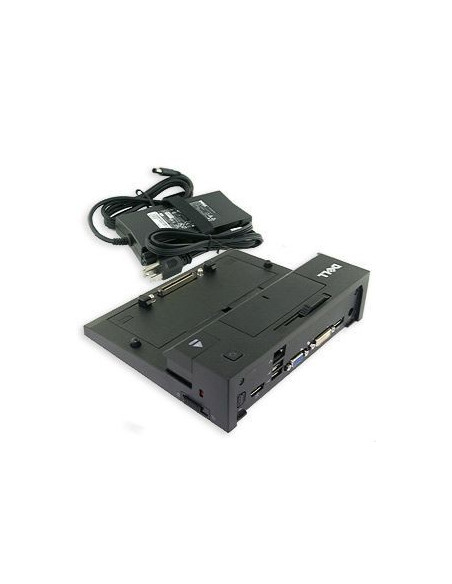 Simple E-Port Replicator with 130W AC Adaptor, Power Cord - No stand - Kit