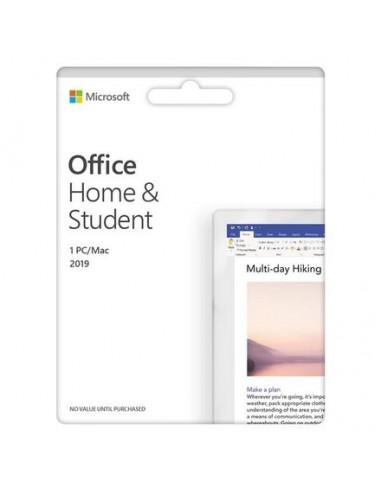 Microsoft Office 2019 pre študentov a domácnosti, SK, Medialess