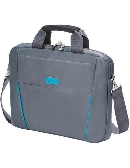 "DICOTA SLIM CASE BASE 12-13,3"" GREY/BLUE"