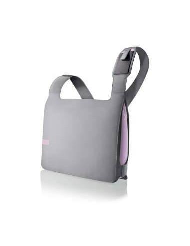 """Belkin Ceylon Shoulder Bag 15.4"""" Šedá/Fialová"""