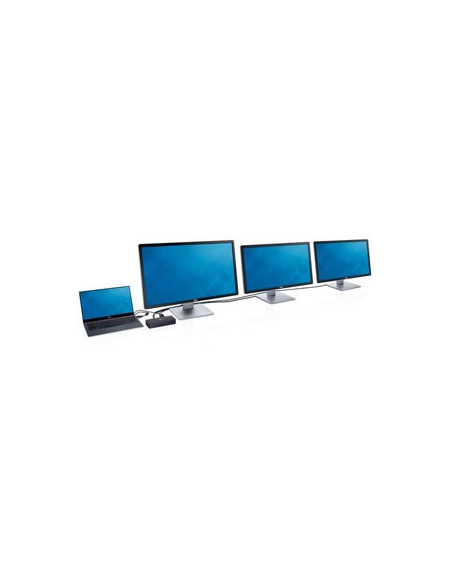 DELL SuperSpeed USB 3.0 Ultra HD Triple Video Docking Station D3100