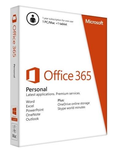 Office 2013 pre jednotlivca SK - predplatné na jeden rok