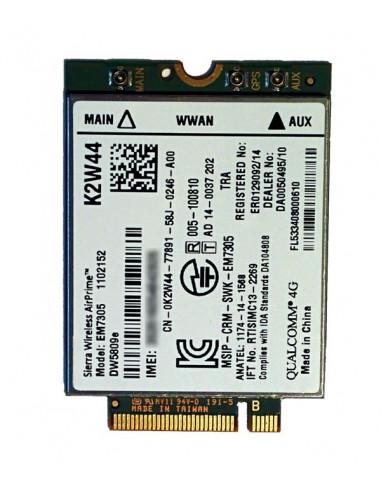 Karta Dell Wireless 5809E 4G LTE/HSPA+ bez karty SIM