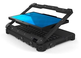 Konvertibilný notebook Dell Latitude 12 Rugged Extreme