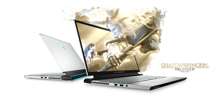Rodina notebookov Alienware