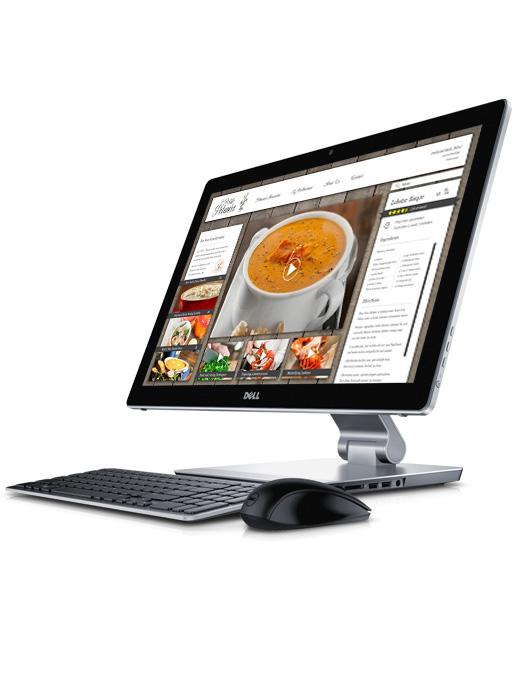 Exkluzívny počítač Inspiron 230 série 7000