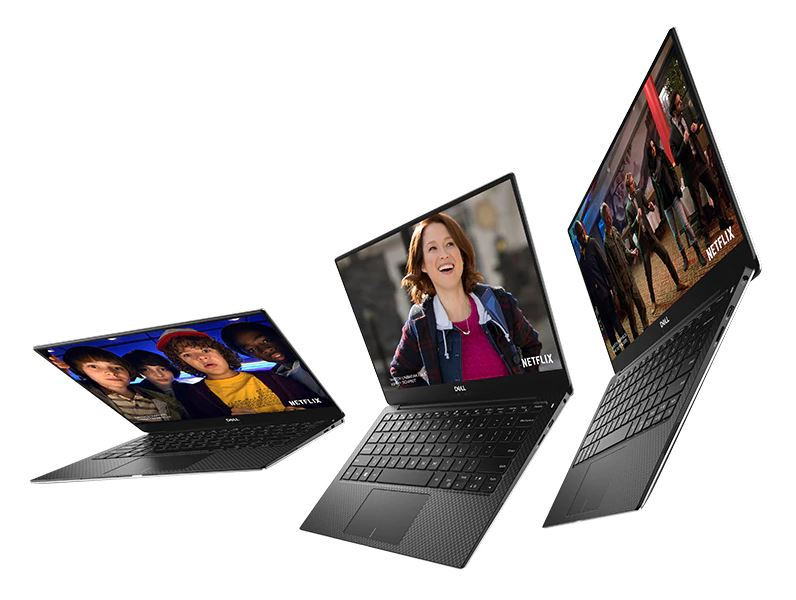 Infinity edge displej DELL XPS 13